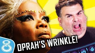 Everybody Hates Disney's A WRINKLE IN TIME Trailer!!