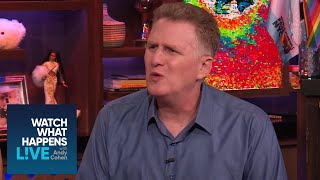 Michael Rapaport Has No Regrets About Kenya Moore | WWHL