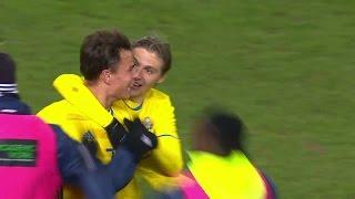 Höjdpunkter: U21-landslaget klart för EM efter övertygande seger mot Kroatien - TV4 Sport