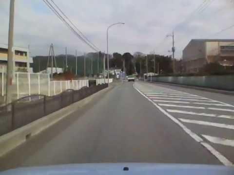 埼玉県道321号 01 西金野井春日部線 春日部→西金野井 - YouTube