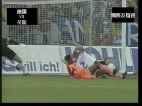 Patrick Kluivert No.9 Dutch BEST