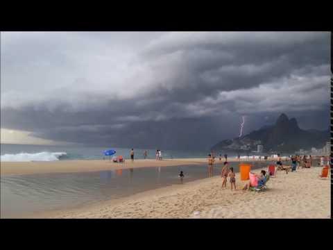 Ipanema e as chuvas de verão