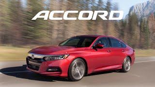 2018 Honda Accord Review - The Best Midsize Sedan?