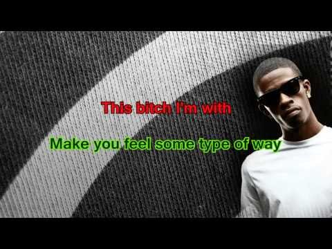 Rich Homie Quan - Type Of Way Karaoke & Instrumental with lyrics
