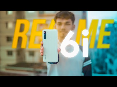 Realme 6i Full Review in Bangla | ATC
