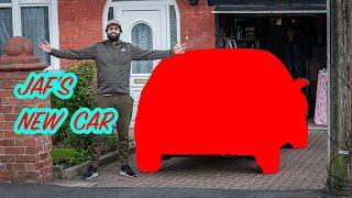 Jaf's New Car