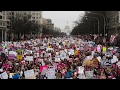 """Glimpses of the """"Revolution"""" - The Women's March January 21, 2017"""