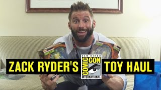 Baixar - Zack Ryder Shows Off His San Diego Comic Con Toy Haul Grátis