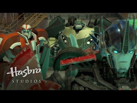 Transformers: Prime - Team Autobots & Megatron