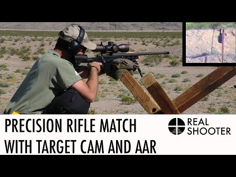 Sin City Precision Rifle Match with Target Cam and AAR