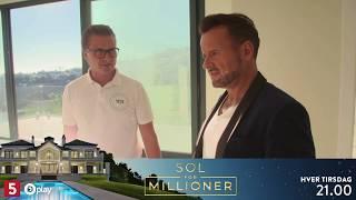 Sol For Millioner hver tirsdag 21.00 på Kanal 5 - eller lige nu på dplay.dk