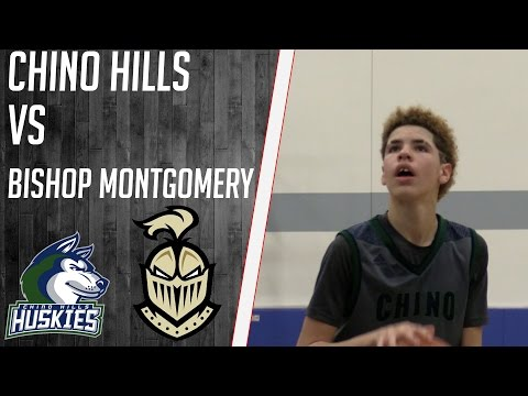 Closest Chino Hills Came To Losing In Undefeated Season | Chino Hills VS Bishop Montgomery DUEL