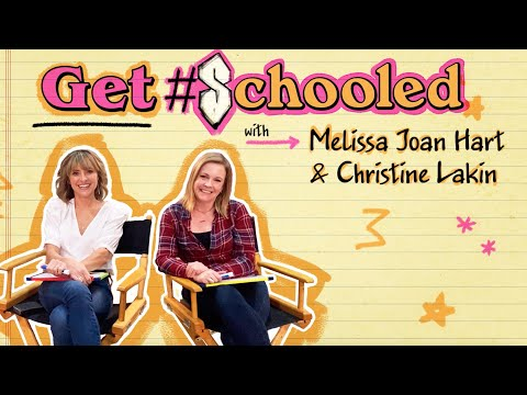 Get #Schooled With Melissa Joan Hart And Christine Lakin!