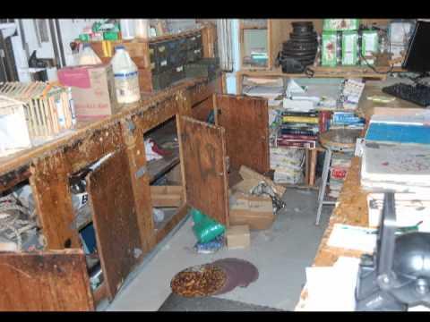 Hurricane Sandy Damage to East Rockaway High School Please Donate