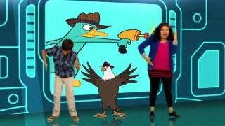 Y.M.C.A. (Phineas and Ferb remix) Music Video - Phineas and Ferb - Disney Channel Official