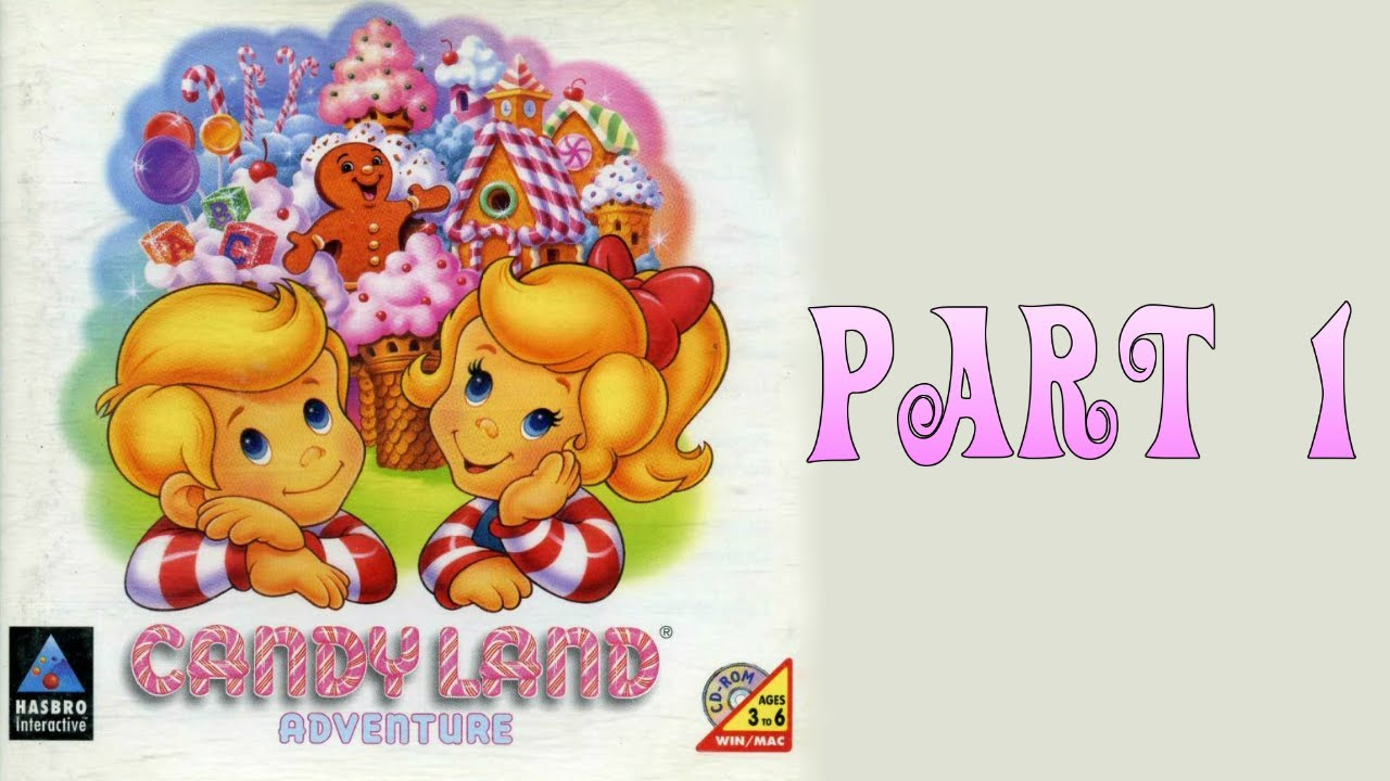 Whoa, I Remember: Candy Land Adventure: Part 1 - YouTube