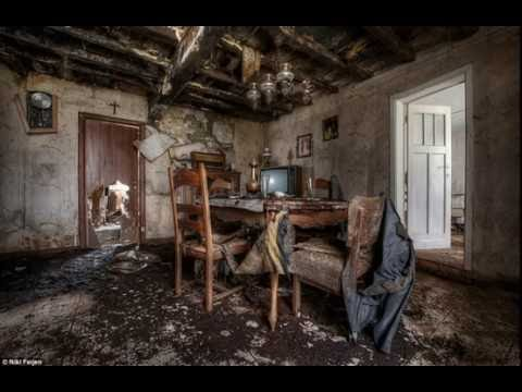 il fascino delle case abbandonate youtube