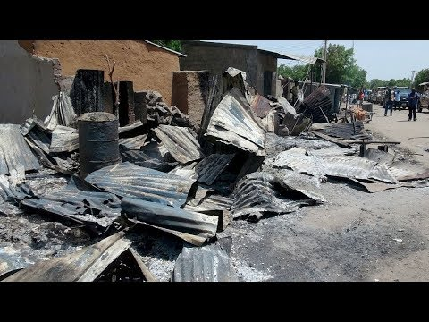 نيجيريا: مقتل نحو 50 مسلحاً من بوكو حرام  - 14:55-2019 / 4 / 18