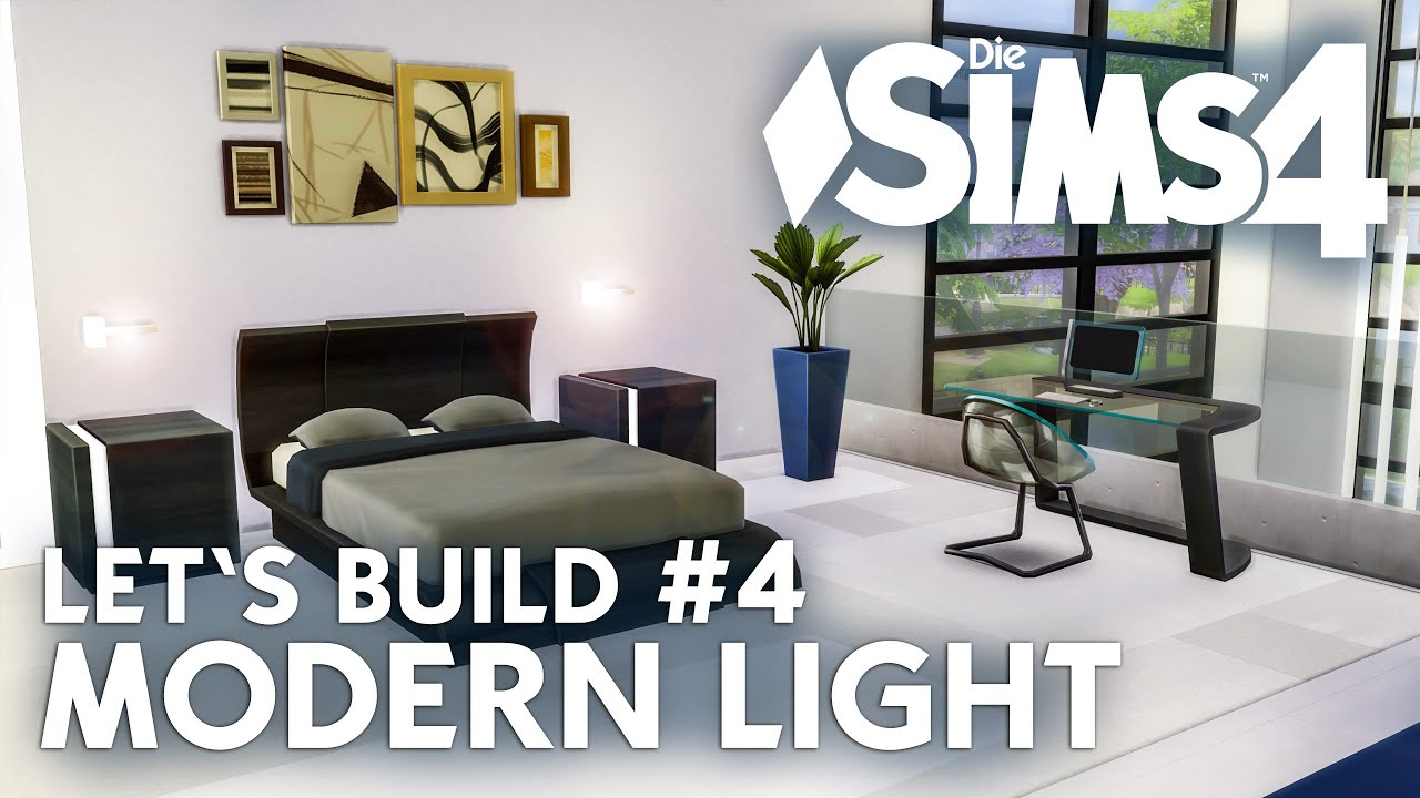 Sims 4 Schlafzimmer Modern | Tumblr Bedroom Bathroom Modern ...