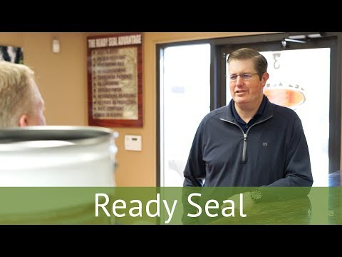 Ready Seal Client Testimonial