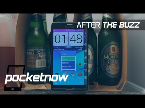 Samsung Galaxy Note Edge - After The Buzz, Episode 42