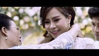 Cận cảnh đám cưới của vợ chồng Ánh Ánh Tài Tài, đến giờ xem lại vẫn còn xúc động mọi người ạ.