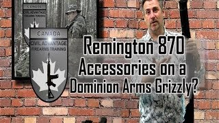 Dominion Arms Grizzly Fit 870 Accessories??