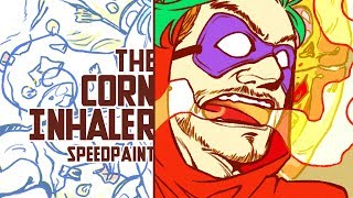 [Speedpaint] The Corn Inhaler