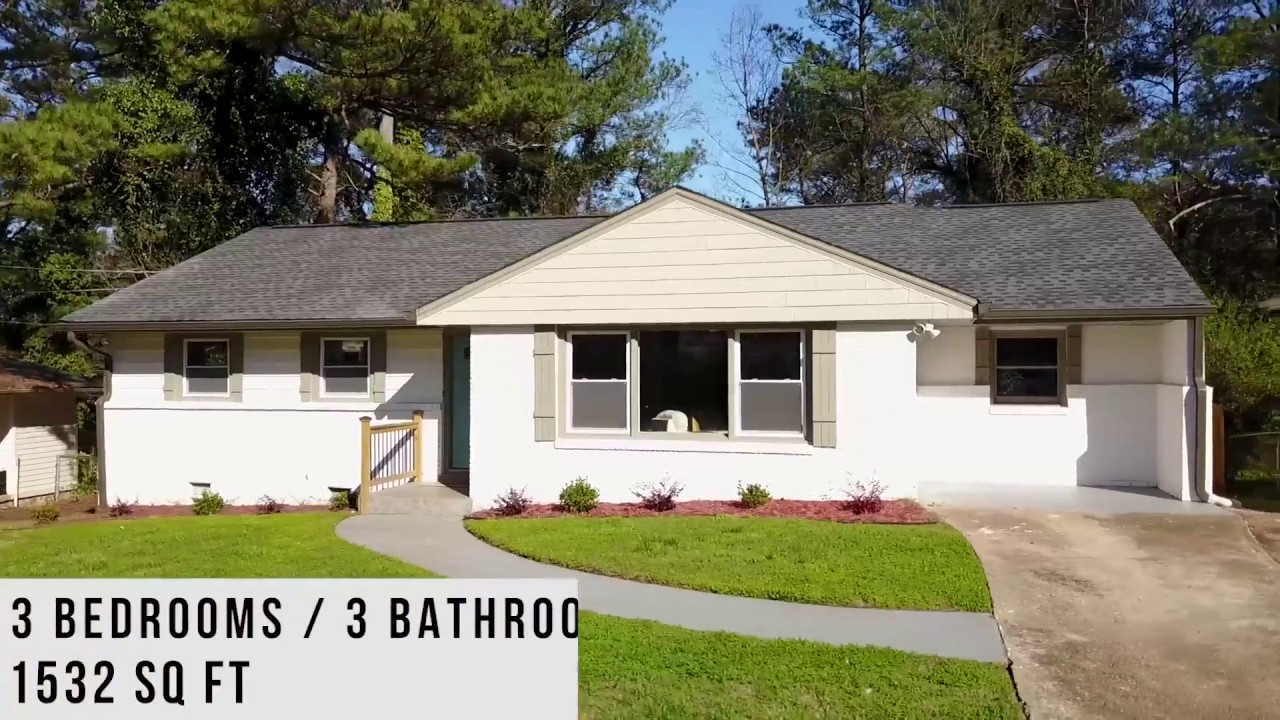 Krystle Chanel Photography - Real Estate Video: 2180 Juanita St, Decatur, GA