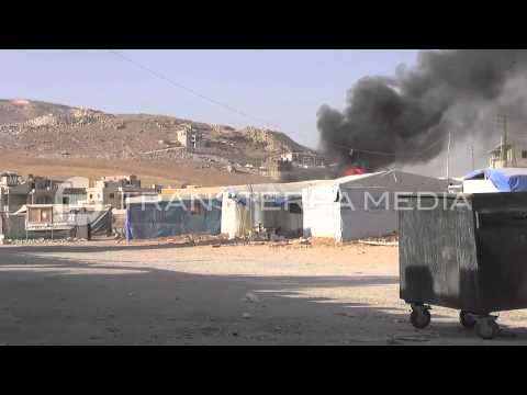 Islamist Extremist Clash with Lebanese Army in Arsal