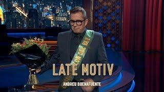 "LATE MOTIV - Monólogo de Andreu Buenafuente. ""Pedro Bond""   #LateMotiv461"