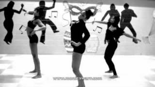 4 AM- Melanie Fiona Teaser Choreography by Monica Warr