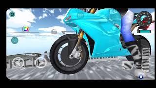 하늘길 오토바이로 올라가기
