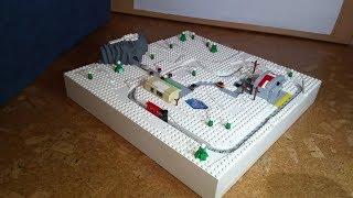LEGO interaktiver Miniaturzug [MOC]