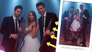 Świąteczne piosenki i kolędy w różnych stylach muzycznych  ❄️ // Cello Brothers & Magda Bereda