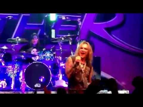 Steel Panther - The Shocker Milan Live@Alcatraz 03.31.15
