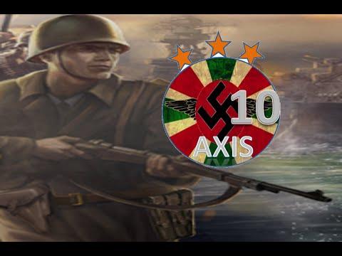 world conqueror 3  axis 10 North America Campaign *Bronze*