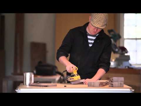 Zen Posture: The Making of a Ronin Meditation Bench