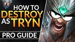 The ULTIMATE Tryndamere Guide: BEST Tips to CARRY HARD and Rank Up | League of Legends Top Guide
