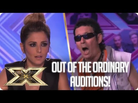 Out Of The Ordinary Auditions! | The X Factor UK