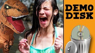 TYRANNOSAURUS SEX - Demo Disk Gameplay