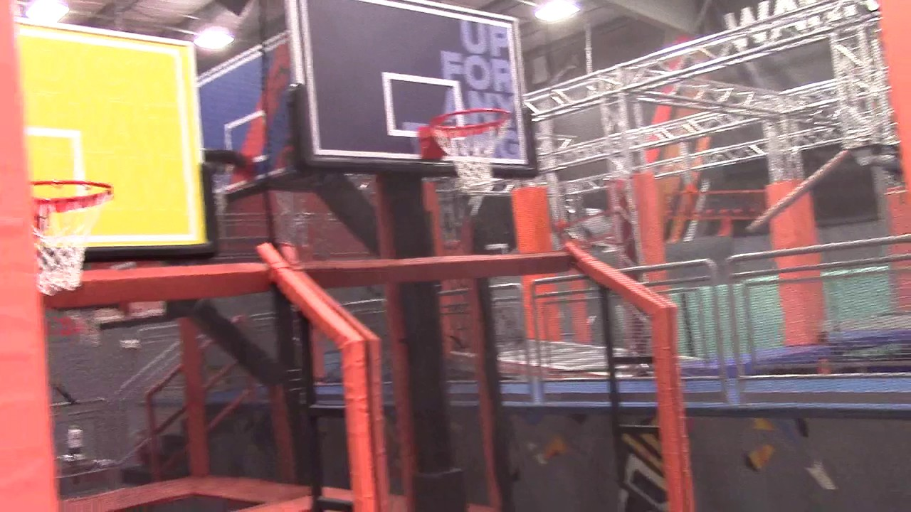 Tour Of Sky Zone Metairie