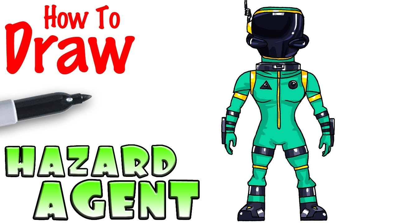 How To Get Hazard Fortnite Hazard Agent Fortnite Outfit Skin How To Get News Fortnite Watch
