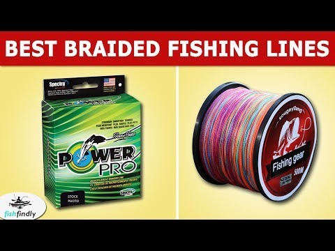 Best Braided Fishing Lines In 2020 – Pick From Our Choice!