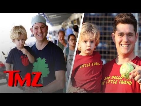 Michael Buble & Son: The Apple Doesn't Fall Far … | TMZ