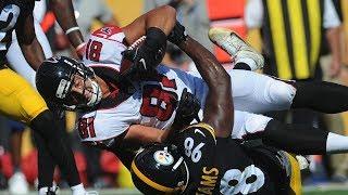 Steelers VS Falcons Highlights 2017 Preseason Game