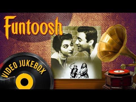 Funtoosh (1956) | Dev Anand - Sheila Ramani | S. D Burman Hits | Popular Hindi Songs (HD)