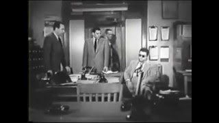 Dragnet - The Big Actor, Season 1, Episode 2 - Full Episode