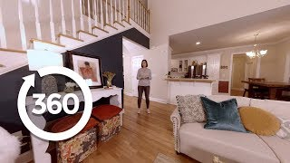360 Tour of Doug and Kahi's Trading Spaces Rooms