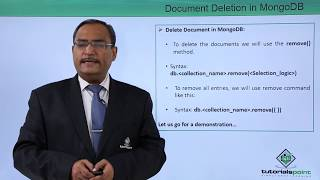 Document Deletion in MongoDB